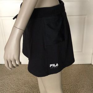 Fila Skirt with Shorts